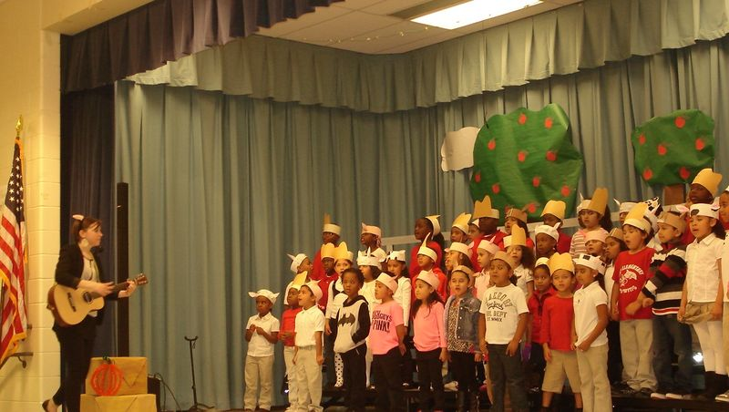 FInal kindergarten performance